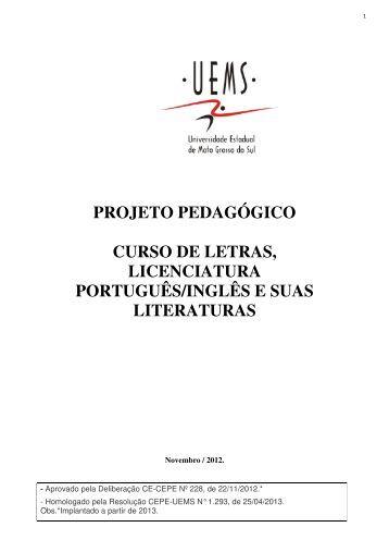 Curso de licenciatura