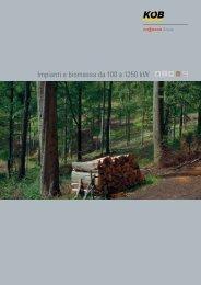 Impianti a biomassa Köb - Viessmann Group3.1 MB