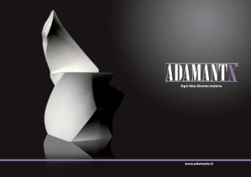 Brochure Adamantx