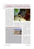 Reinserimento lavorativo, i primi risultati - Centro Cardinal Ferrari - Page 4