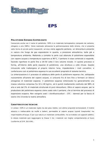 Download EPS - Blue Magic S.r.l.