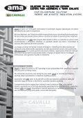 foam polyurethane solutions thermic and acoustic insulation ... - Page 2