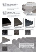 foam polyurethane solutions thermic and acoustic insulation ... - Page 4