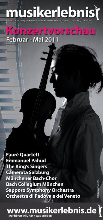 2011 - Musikerlebnis