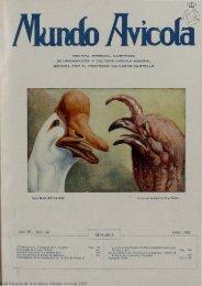 I Alimentos para aves de corral