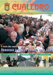 Revista Municipal Nº 3 (PDF 2.21 Mb) - Concello de Cualedro