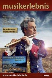 musikerlebnis Brunnenhof Open Air '12