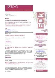 n. 28 21 luglio 2008 anno III Stato Civile I modelli ... - Edk Editore Srl