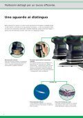 Esperte per piccole superfici. - Festool - Page 4