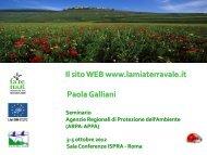 Rete Natura 2000 - La mia terra vale
