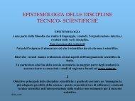 la didattica nelle materie tecnico pratiche - Istituto Tecnico Agrario ...