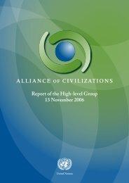 Rapporto del Gruppo di esperti di alto livello
