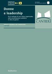 Donne e leadership - Magellano