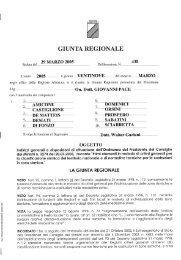 L.R. 29 marzo 2005 n. 438 - Regione Abruzzo