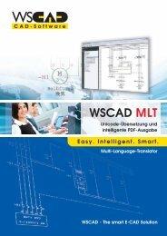 WSCAD MLT - Prospekt