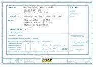 85232 Bergkirchen Planungsbüro WSCAD 85232 Bergkirchen ...