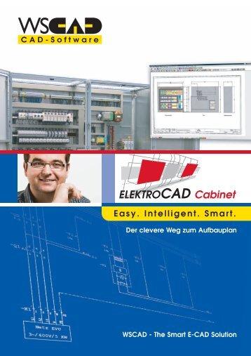 ELEKTROCAD Cabinet - Prospekt