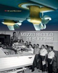MEZZO SECOLO DI SUCCESSI - Mercury Mercruiser
