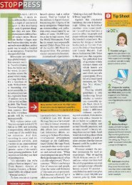 Read the article in PDF - Kasbah du Toubkal