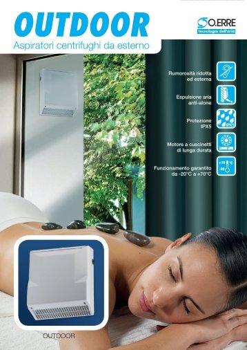 Guarda la nuova Brochure - O.Erre SpA