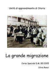 La grande migrazione - letteralmenteblog