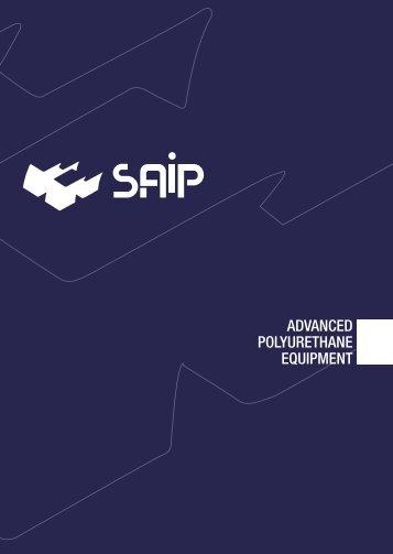 ADVANCED POLYURETHANE EQUIPMENT - SAIP Equipment