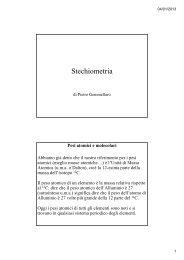 06 - Stechiometria - Unimed
