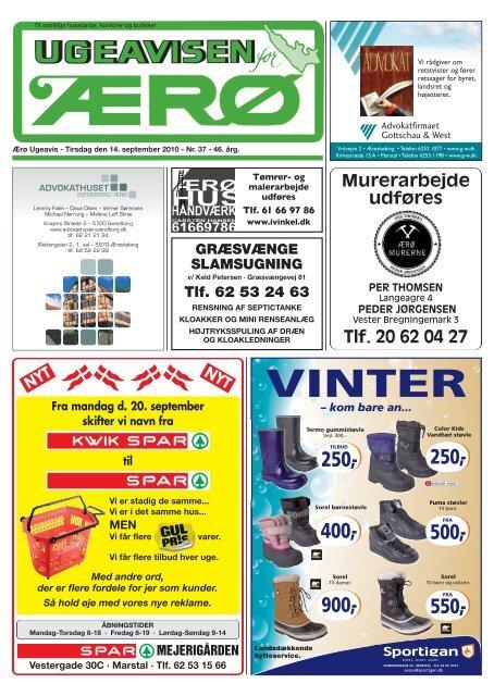 Uge 37-2010.pdf - Ugeavisen Ærø