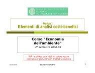 2_Analisi Costi Benefici