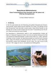 Seeschleuse Wilhelmshaven: