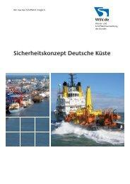 Sicherheitskonzept Deutsche Küste