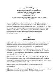Verordnung - und Schifffahrtsdirektion Nordwest