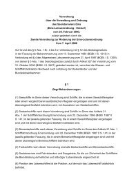 Verordnung über die Verwaltung und Ordnung des Seelotsreviers ...