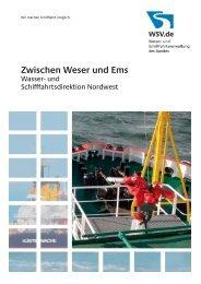 Zwischen Weser und Ems - und Schifffahrtsdirektion Nordwest