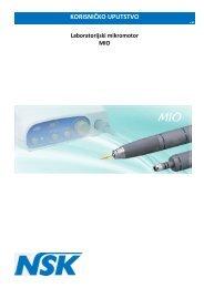 MIO, NSK - Plast-DENT