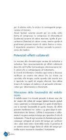 Informazioni sullo schema di chemioterapia (Ibrido) - Page 4