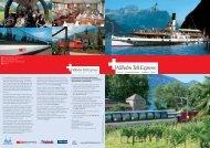 Wilhelm Tell Express - Schifffahrtsgesellschaft des Vierwaldstättersees