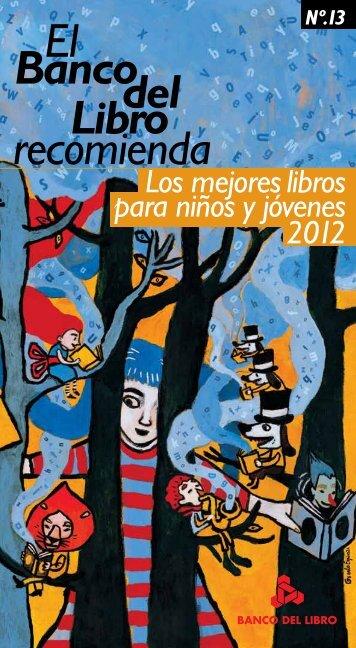 El BancodelLibro recomienda Los mejores libros para niños