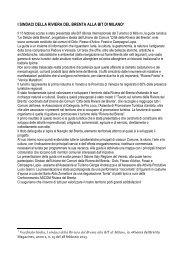 Delizie della Brenta_2013 - Comune di Campagna Lupia