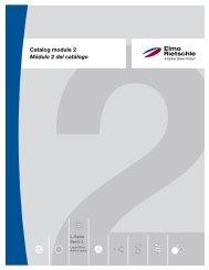 Catalog module 2 Módulo 2 del catálogo