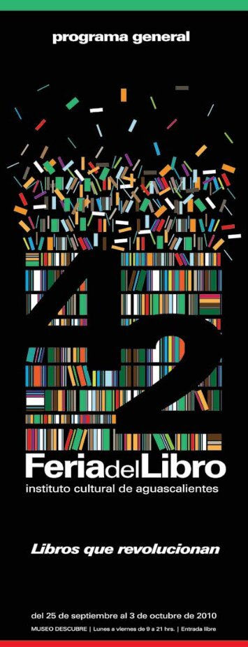 Feria del Libro 2010 - Gobierno de Aguascalientes