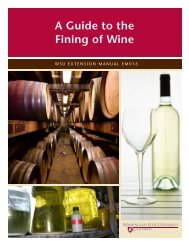 A Guide to the Fining of Wine - Washington State University