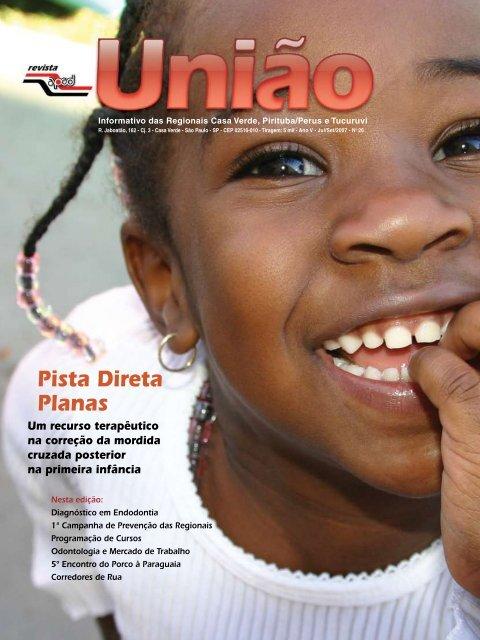Revista União Nº 26 - APCD - Regional Tucuruvi