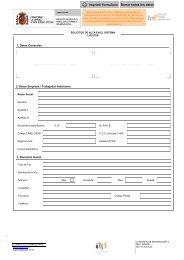 Solicitud Alta Libro de Visitas Electrónico - ITSS (IP 108) (Solo en ...