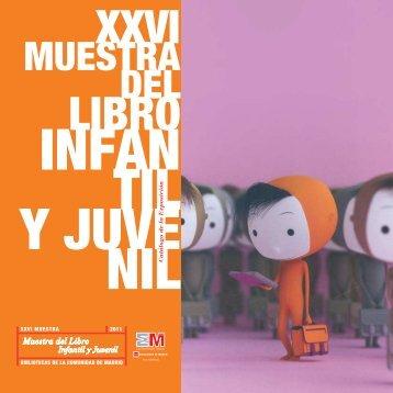 XXVI Muestra del Libro Infantil y Juvenil - Comunidad de Madrid