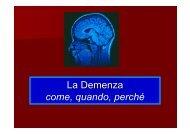 La Demenza come, quando, perché - Fisiokinesiterapia.biz