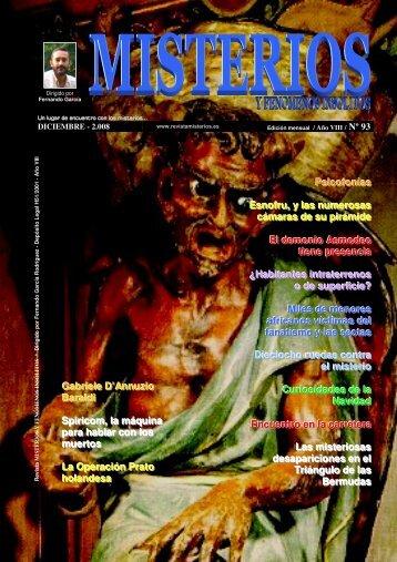 093 - Revista Misterios
