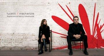 Arquitectura de marca y Comunicación - Lucetti/Mackenzie