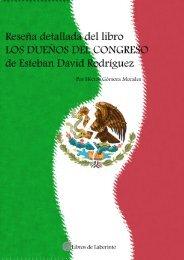 Reseña detallada del libro LOS DUEÑOS DEL CONGRESO de ...