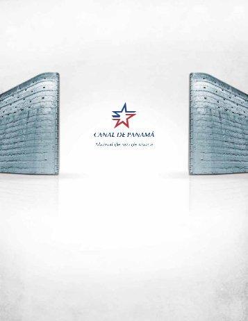 Manual de Uso de Marca - Canal de Panamá
